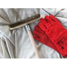 Gave 1 - Børste og handsker