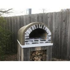 Tøndeformet pizzaovn