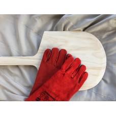 Gave 2 - Pizzaspade + handsker