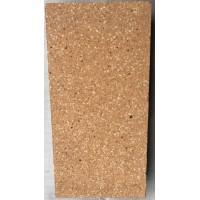 Ildfast sten: 46 x 23 x 6,5 cm