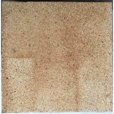 Ildfast sten: 46 x 46 x 6,5 cm