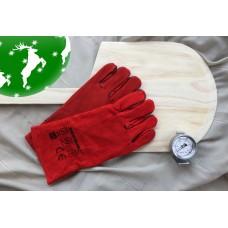 Julegave 4 - Pizzaspade, handsker, termometer