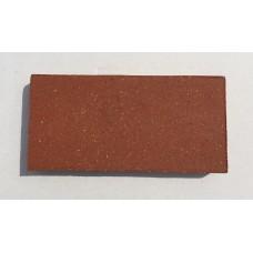 Røde ildfaste sten 220x110x30 mm
