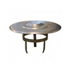 Skorstenshætte, Galvaniseret Ø150 mm